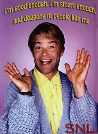stuart smalley | She Wants a Blog